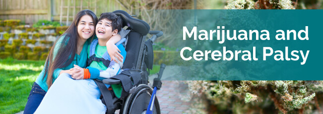 marijuana and cerebral palsy