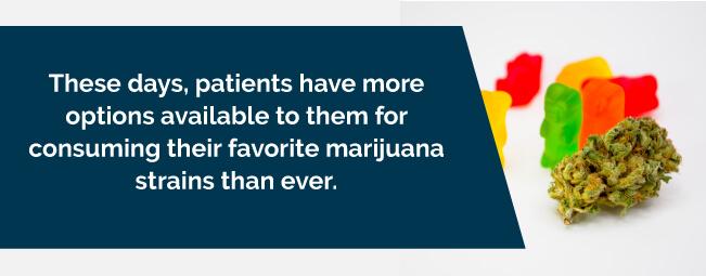 marijuana consumption methods