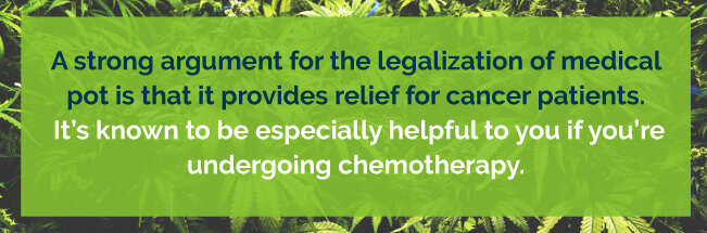marijuana relief for kidney cancer patients