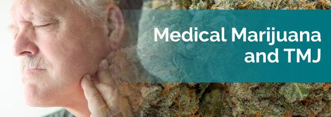marijuana for tmj