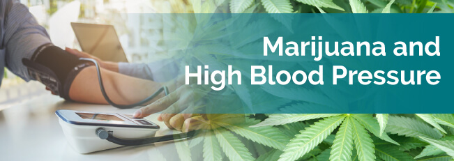 Marijuana and high blood pressure