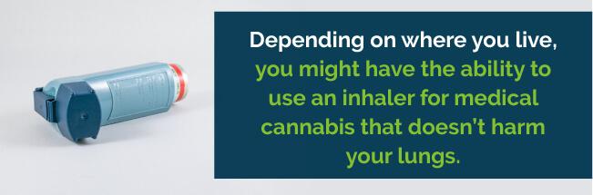 marijuana inhaler
