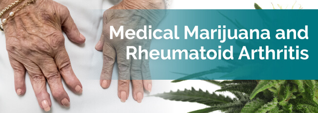 Medical Marijuana for Rheumatoid Arthritis | Marijuana Doctors
