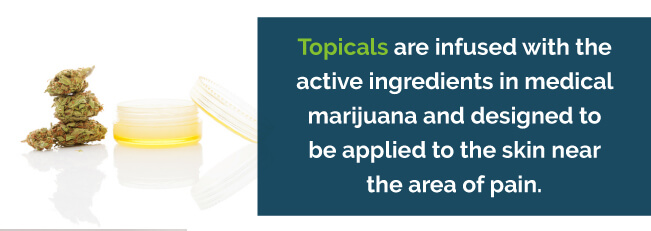 marijuana topicals