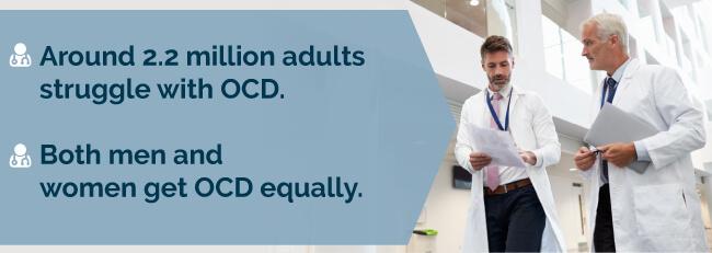 OCD statistics