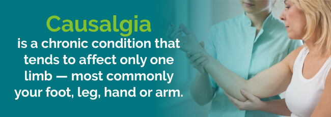 what is causalgia