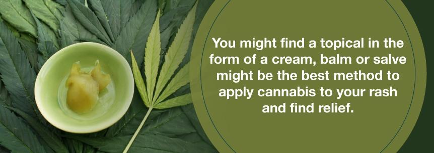 marijuana balm