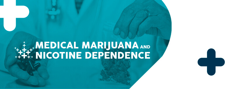 marijuana for nicotine dependence