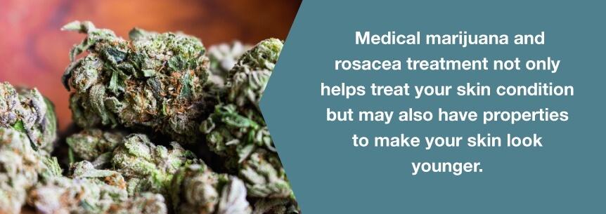 marijuana skin help