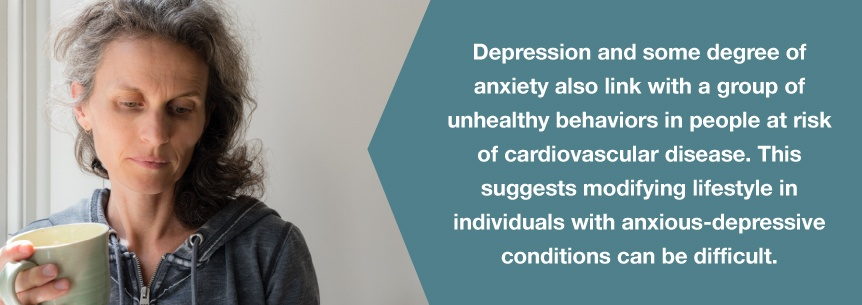 depression and cardiovascular disease
