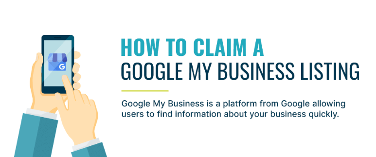 How to Claim a Google My Business Listing