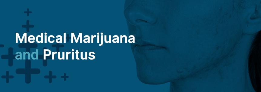 marijuana for pruritus