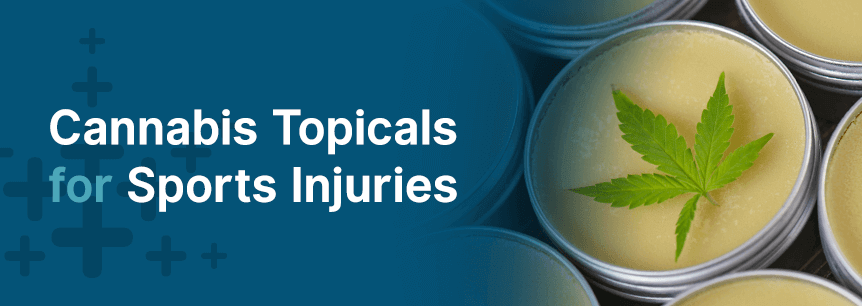cannabis topicals for sports injuries