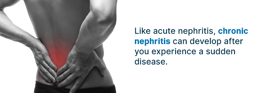 chronic nephritis
