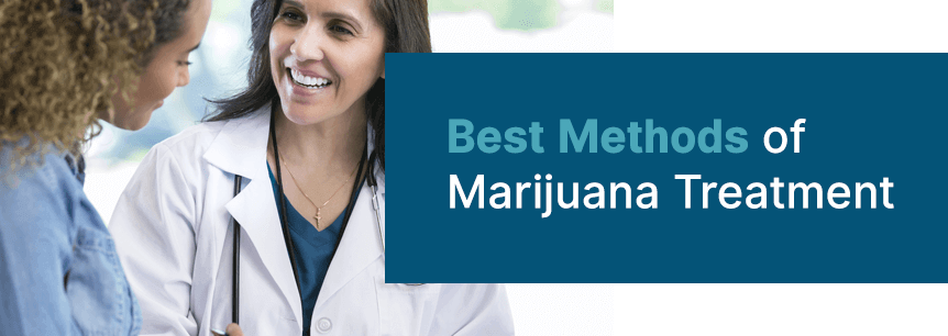 methods of marijuana treatment