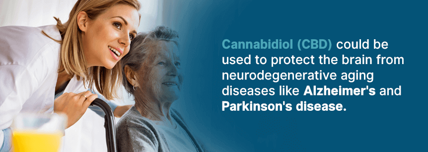 anti-aging brain diseases