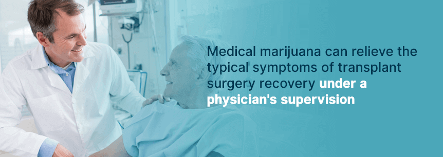 cannabis post surgical treatment