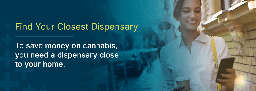 find closest dispensary