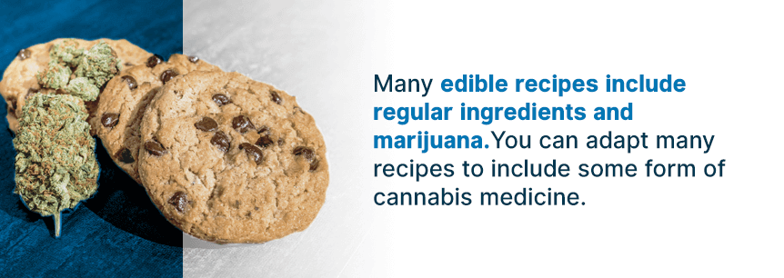 make your own edibles