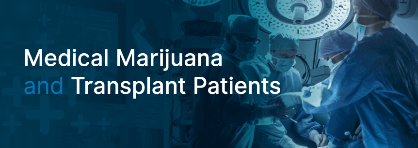 marijuana for transplant patients