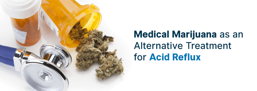 marijuana treatment for acid reflux