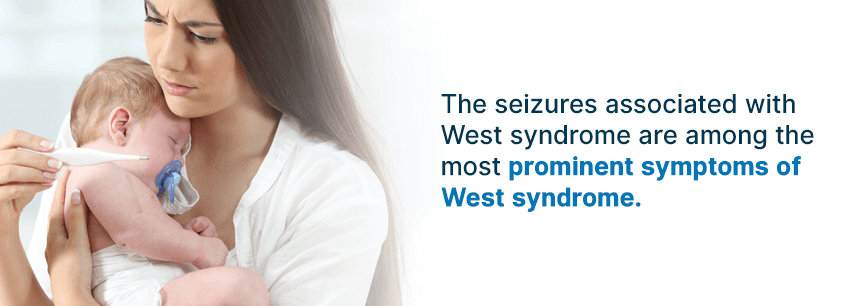 symptoms of west syndrome