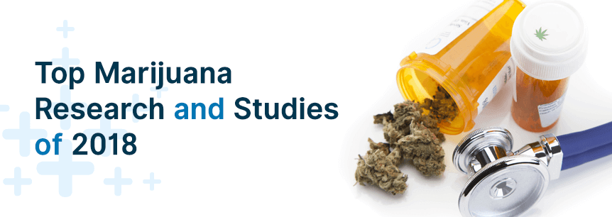Top Marijuana Research and Studies of 2018