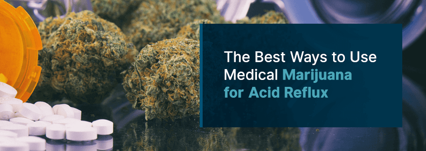 use marijuana for acid reflux