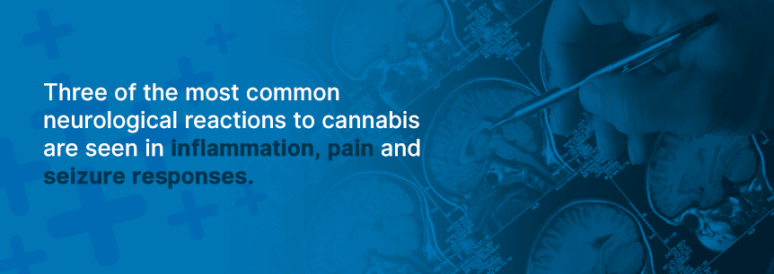 marijuana and neurological symptoms