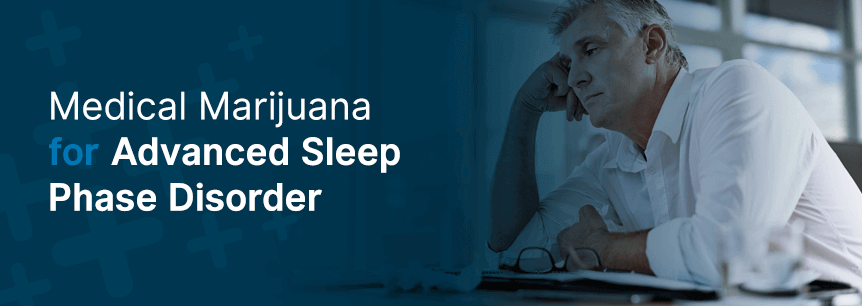marijuana for sleep phase disorder