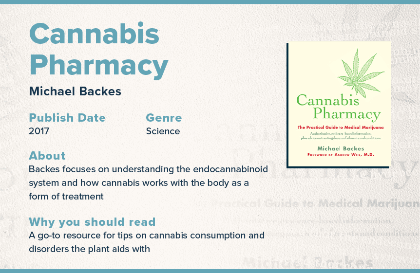 cannabis pharmacy book