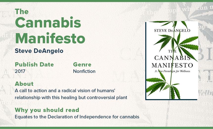 the cannabis manifesto book