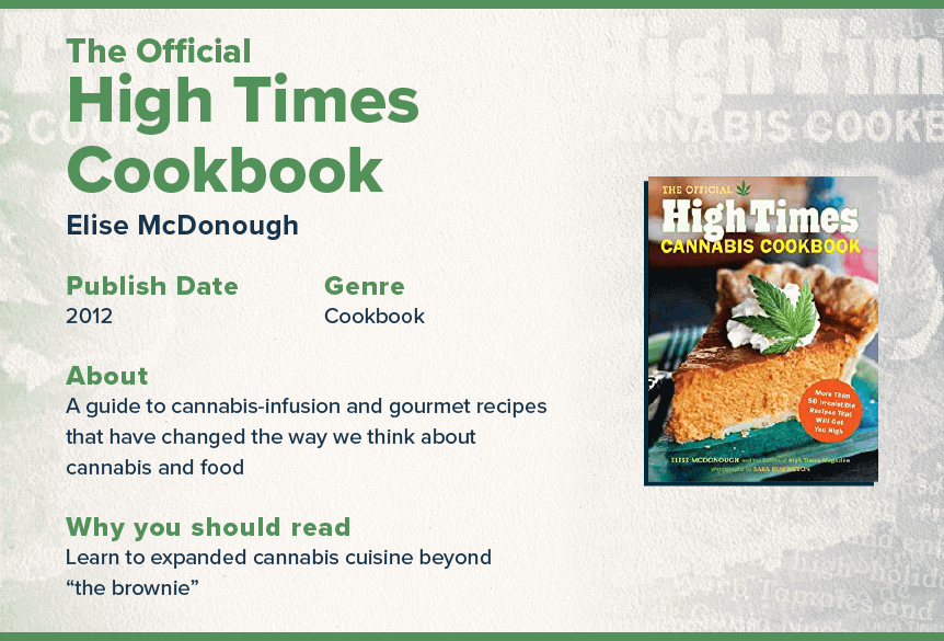 the official high times cookbook
