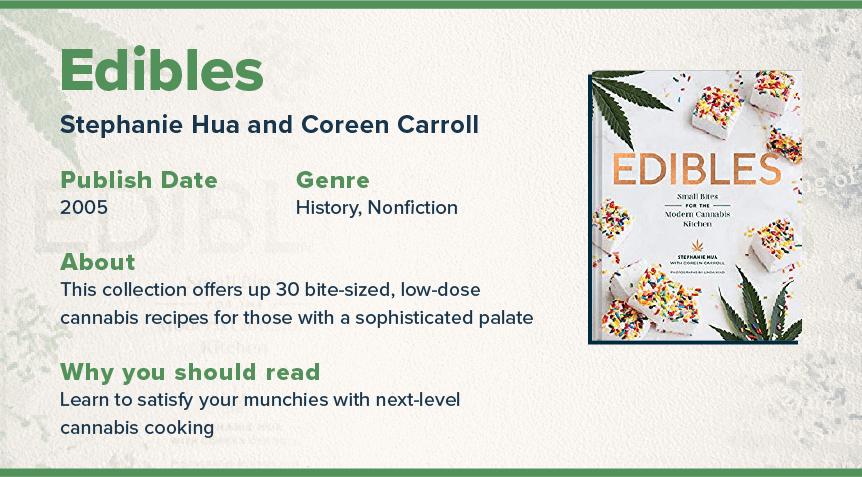 edibles a modern cookbook