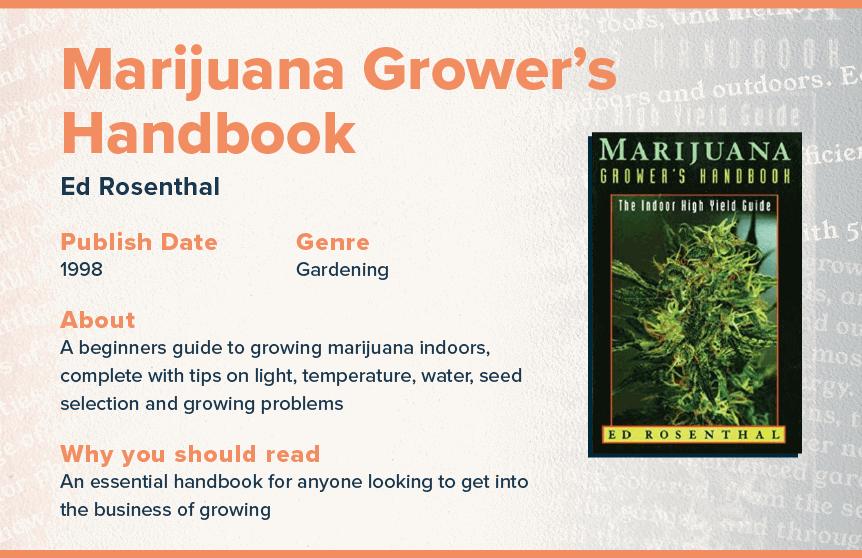 the marijuana growers handbook