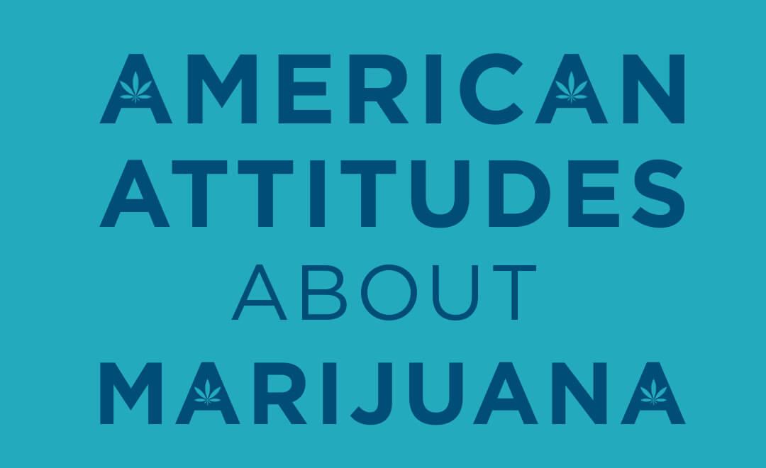 American Attitudes About Marijuana