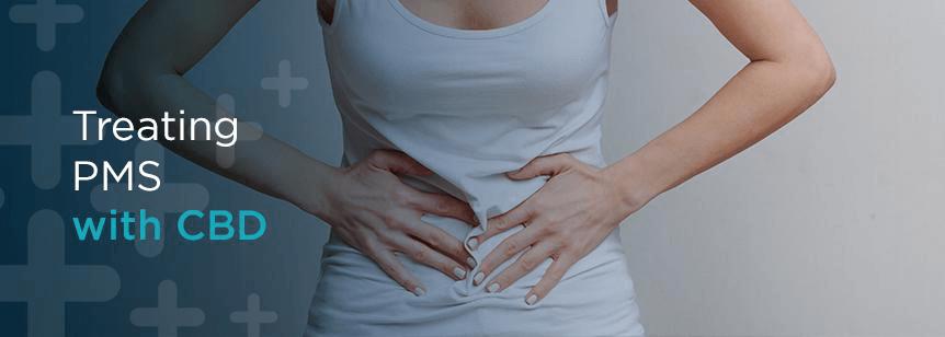 Treating PMS with CBD