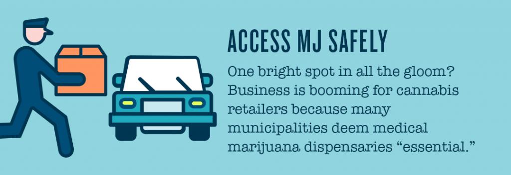 Access Marijuana Safely