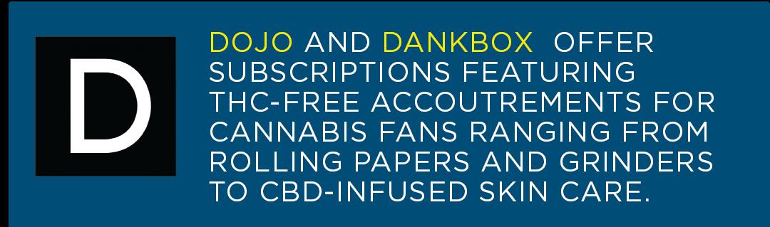 Cannabis Apps to Watch Dojo