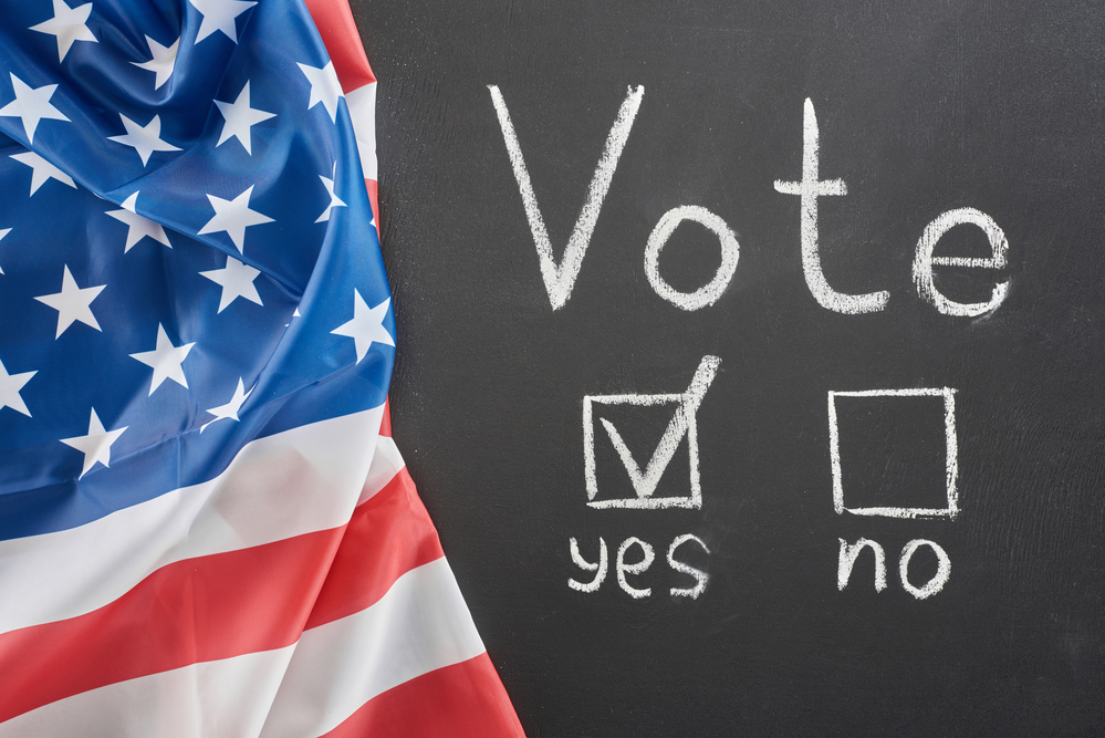 Voting 'Green' in November? Legalize Cannabis in 2020