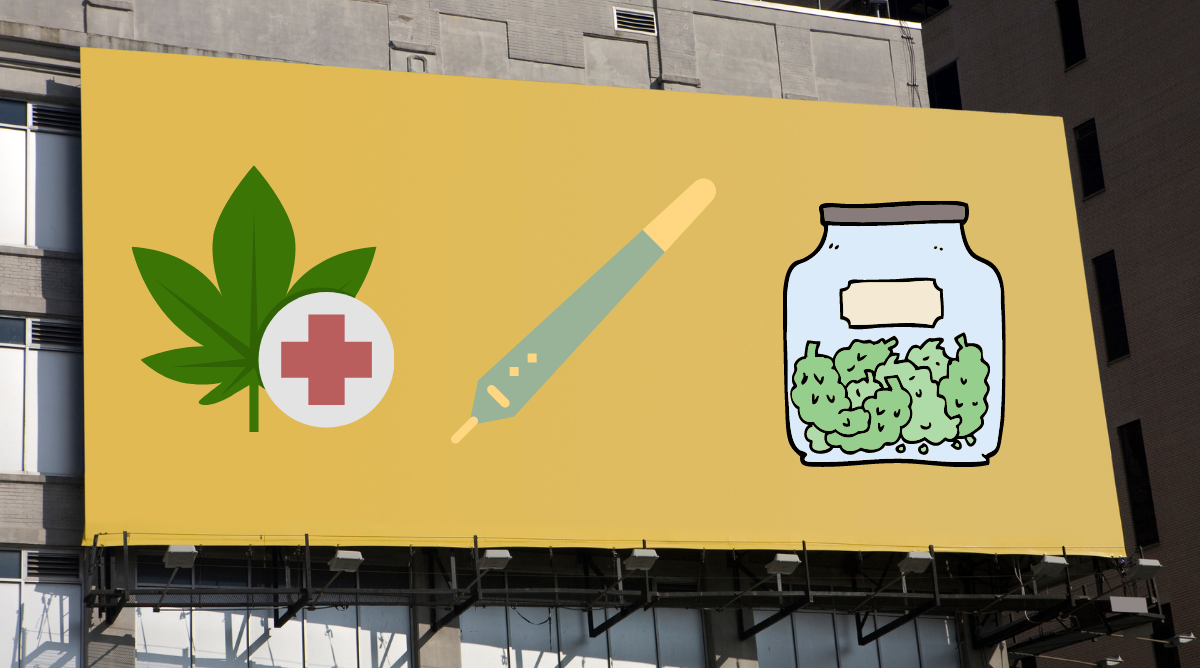 California Bans Interstate Highway Dispensary Billboards