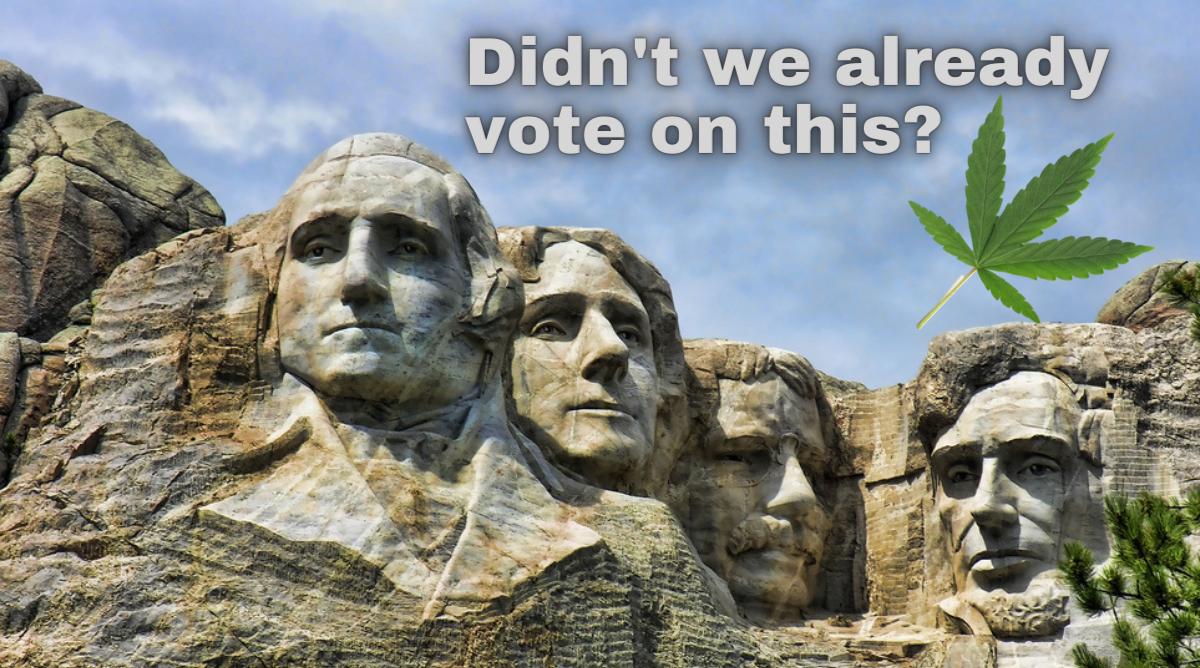 South Dakota Cannabis Vote