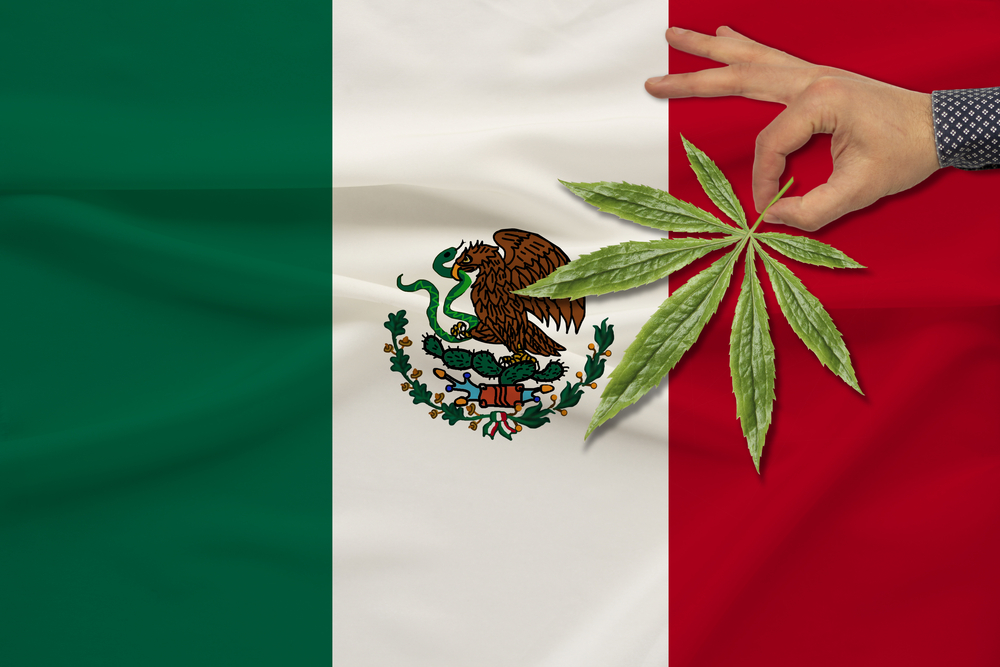 America Squeezed Between Mexico and Canada on Federal Legalization