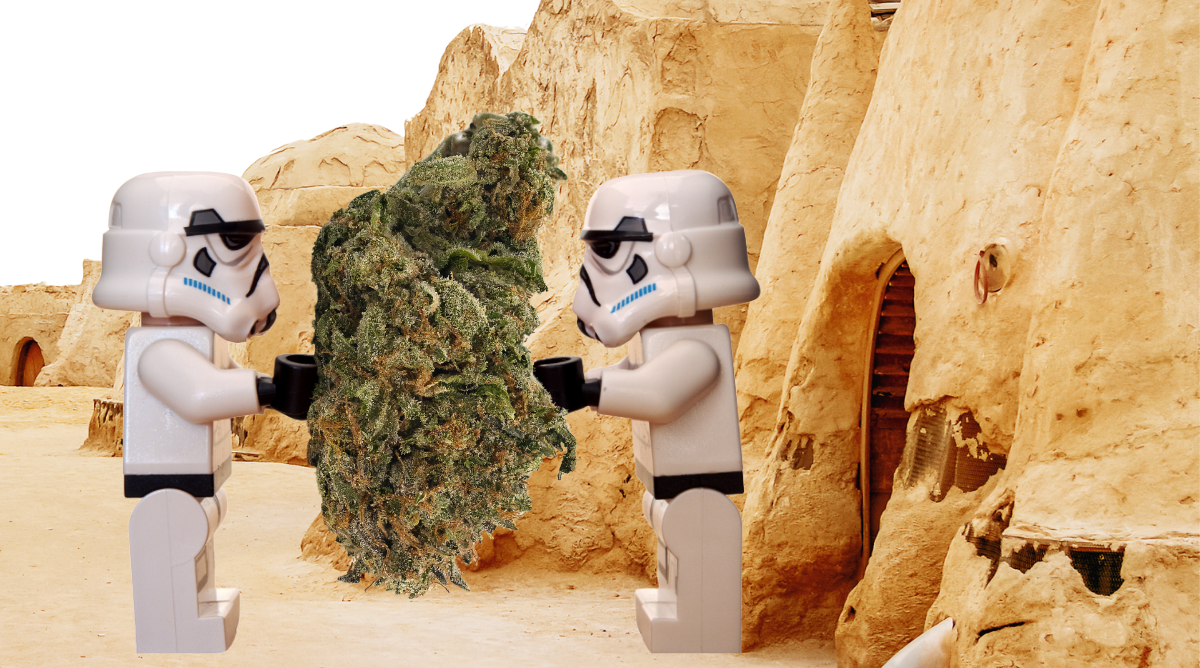 Geek Out With Star Wars Themed Cannabis Accessories