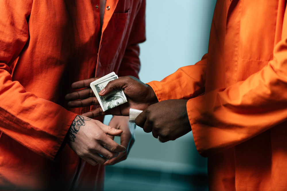 drug overdose prison