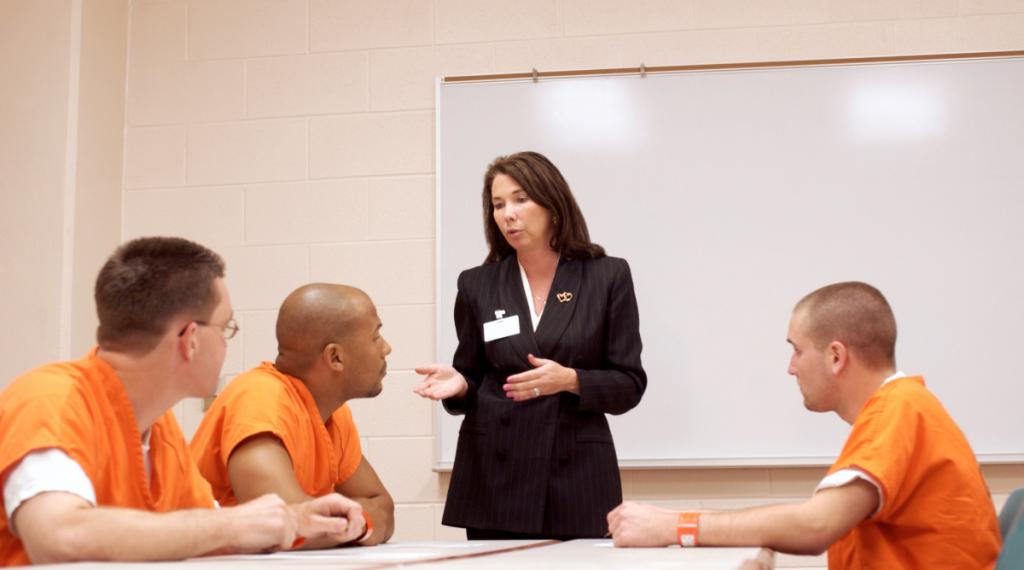 cannabis prison drug therapy