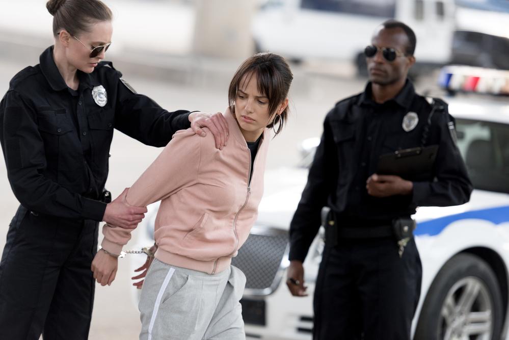 drug arrests usa cannabis