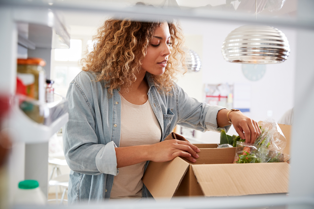 Meal kits subscription boxes pandemic