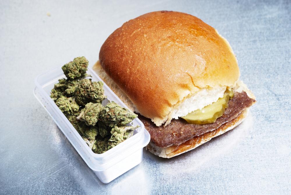 Cannabis Fast Food