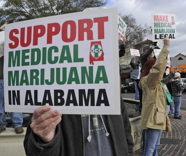 Medical Marijuana in Alabama Next? AL Senate Committee Approves Marijuana Bill